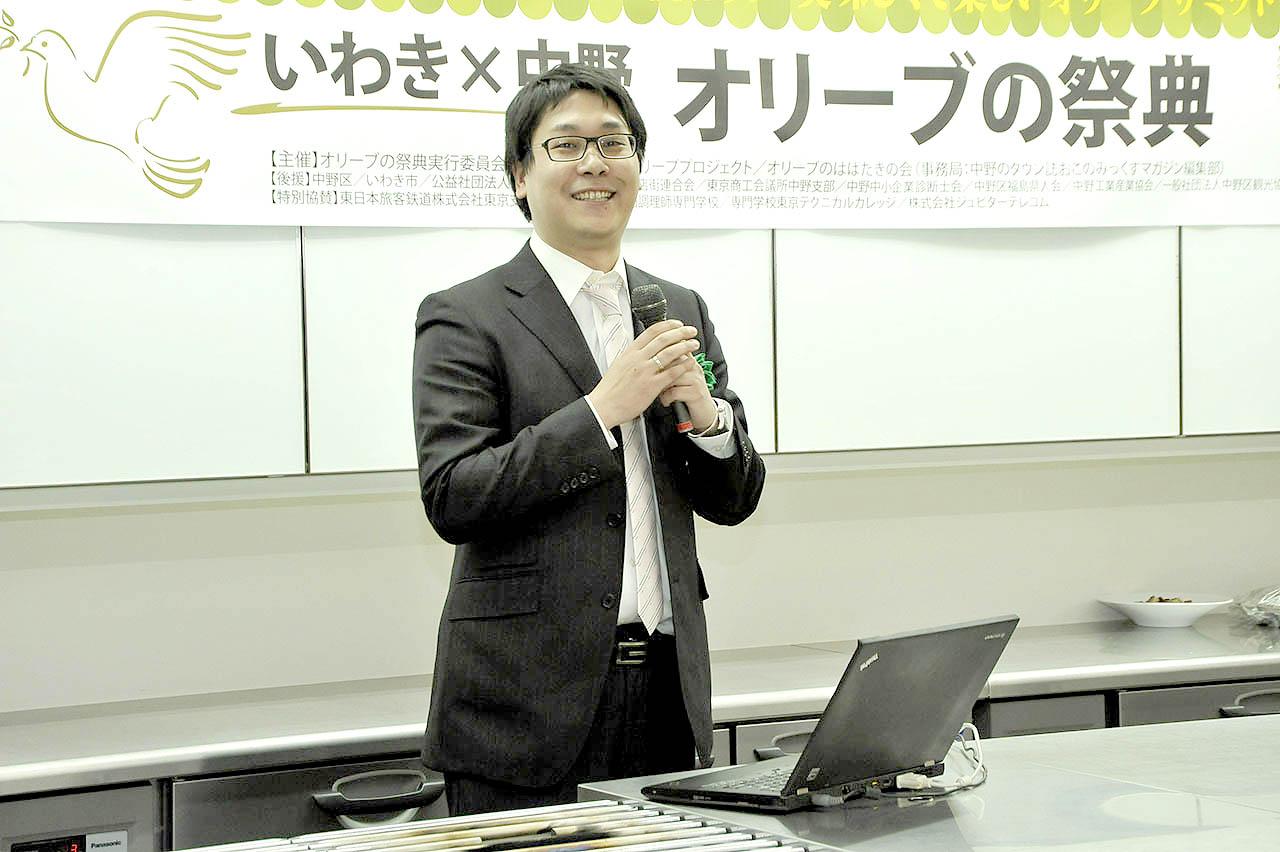 宮城教育大学・庄子元博士