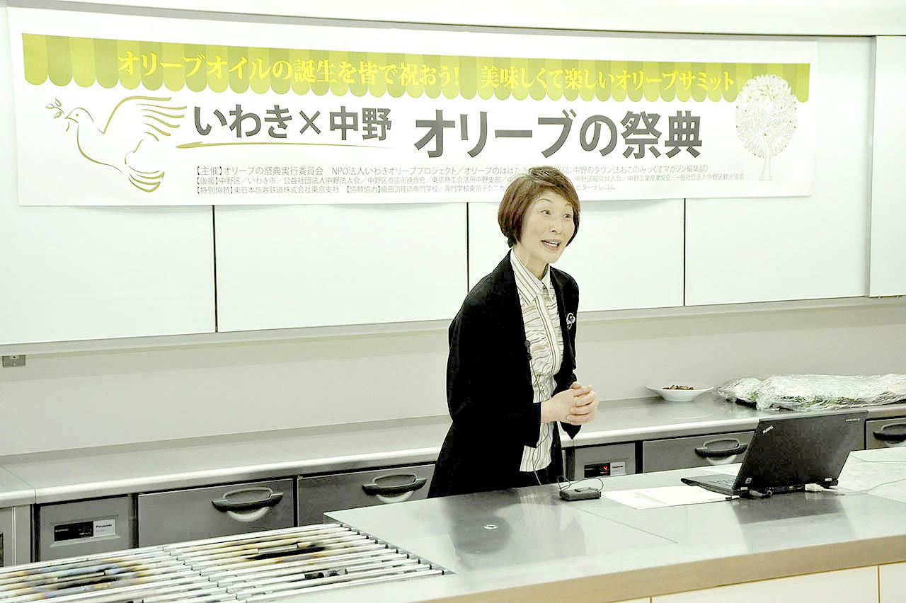 料理研究家・浜内先生