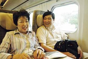 ●国内外問わずお二人で旅行を楽しんでいる栗木さんご夫妻